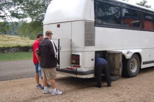 Trying to fix the Bus